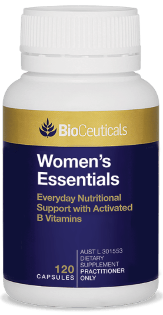 Bioceuticals Women's Essentials Supplement Bioceuticals Pty Ltd