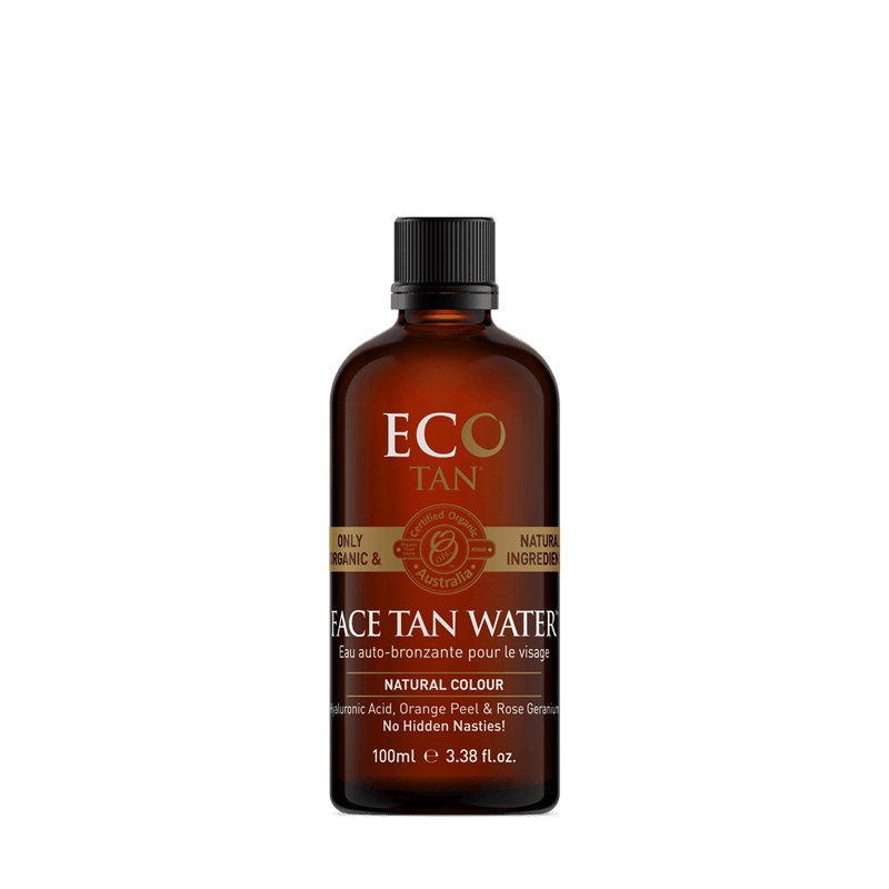 Eco Tan Face Tan Water Natural Skincare Eco Tan Pty Ltd