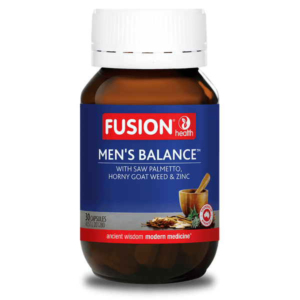 Fusion Men's Balance Supplement Global Therapeutics Pty Ltd