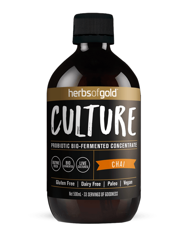 Herbs of Gold Culture Chai Supplement Herbs of Gold Pty Ltd