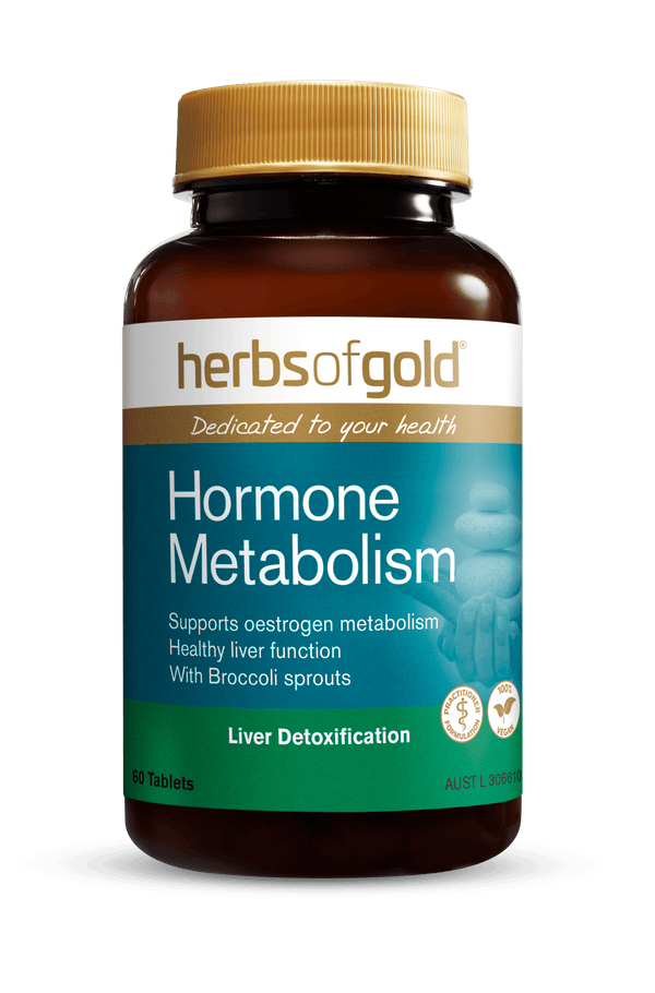 Herbs of Gold Hormone Metabolism Supplement Herbs of Gold Pty Ltd