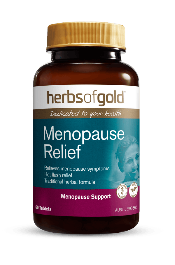 Herbs of Gold Menopause Relief Supplement Herbs of Gold Pty Ltd