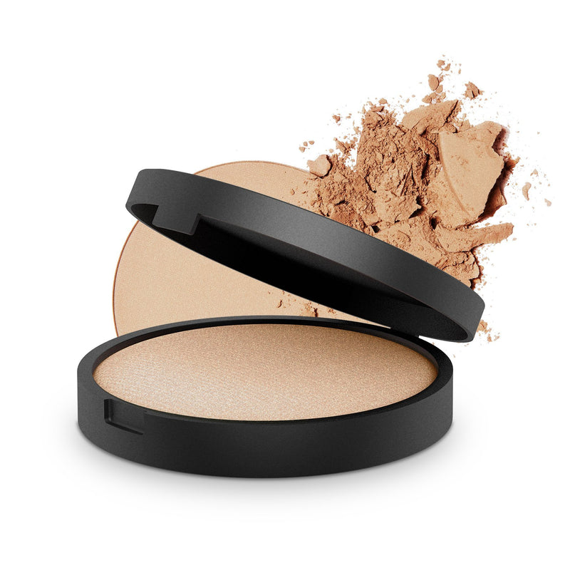 Inika Baked Mineral Illuminiser Natural Makeup Total Beauty Network
