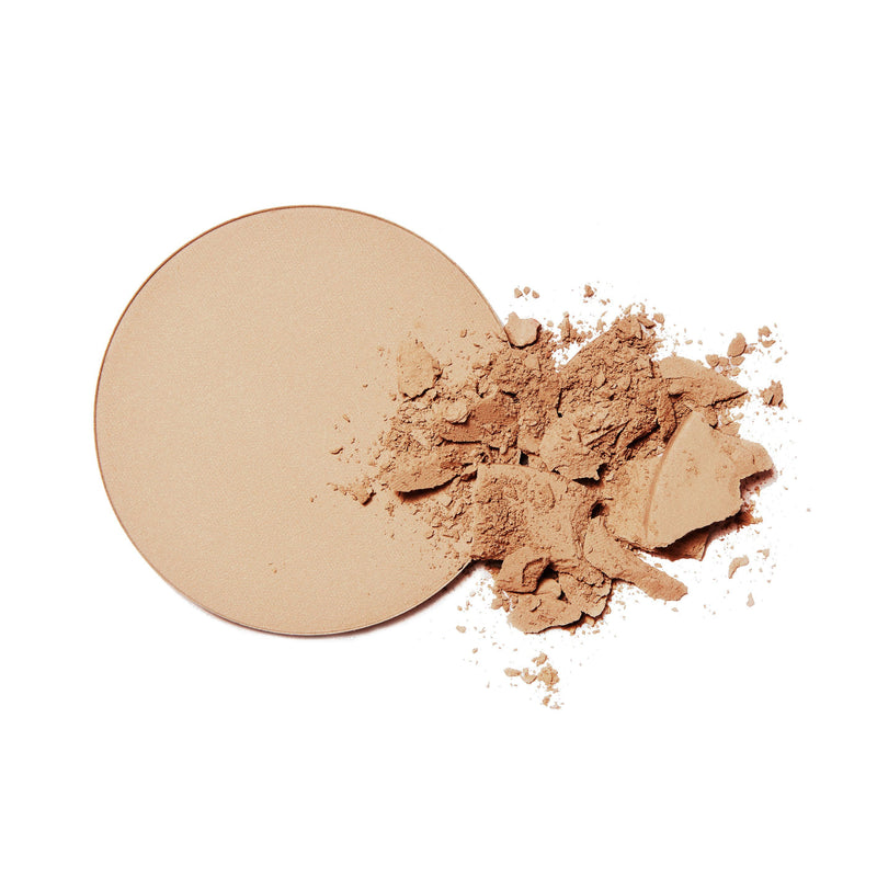 Inika Baked Mineral Illuminiser Natural Makeup Total Beauty Network 8g Dew