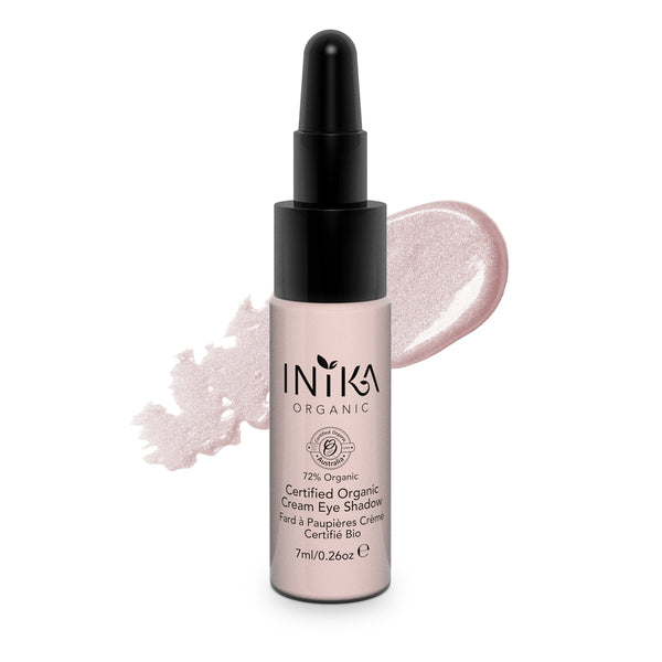 Inika Certified Organic Cream Eye Shadow Natural Makeup Total Beauty Network