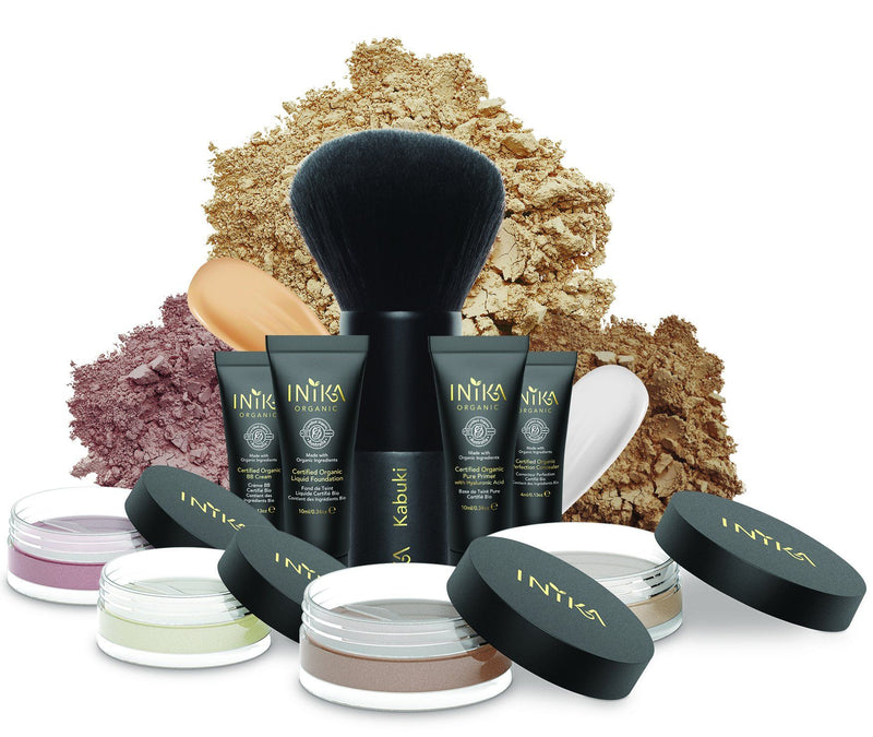 Inika Face In A Box Natural Makeup Total Beauty Network