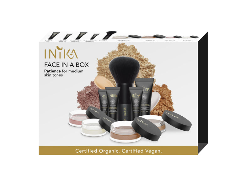 Inika Face In A Box Natural Makeup Total Beauty Network Patience