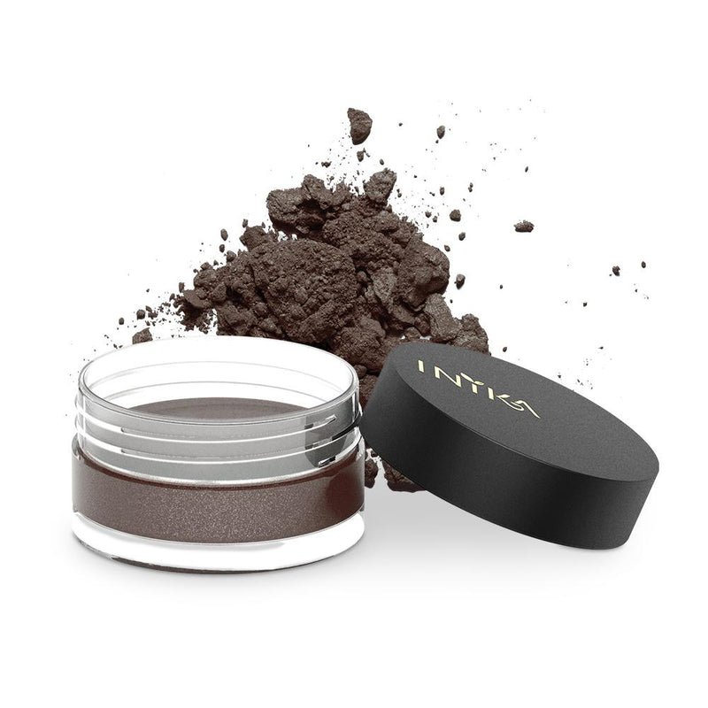 Inika Loose Mineral Eye Shadow Natural Makeup Total Beauty Network Coco Motion