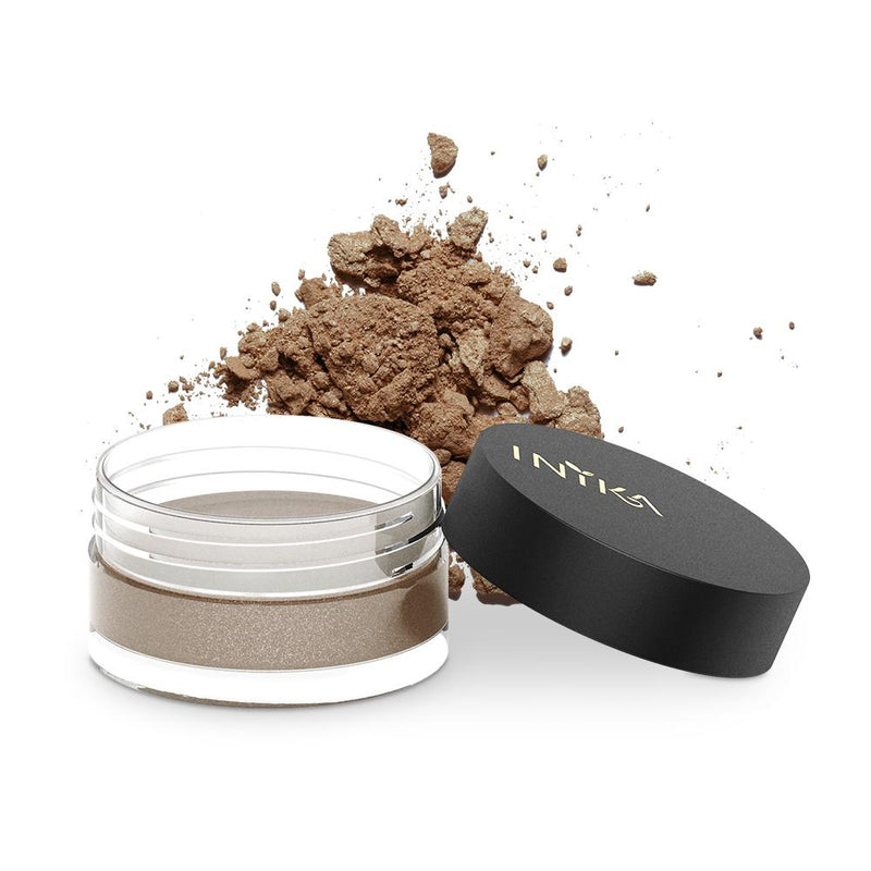 Inika Loose Mineral Eye Shadow Natural Makeup Total Beauty Network Copper Crush