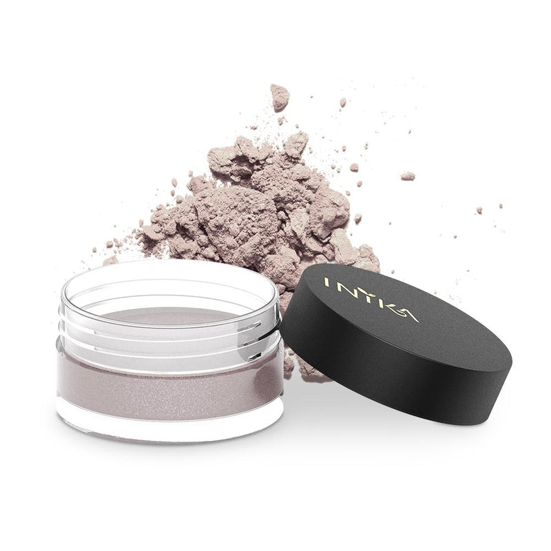 Inika Loose Mineral Eye Shadow Natural Makeup Total Beauty Network Pink Fetish
