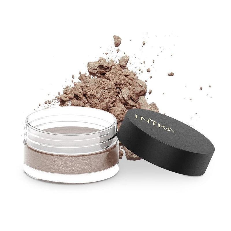 Inika Loose Mineral Eye Shadow Natural Makeup Total Beauty Network Whisper