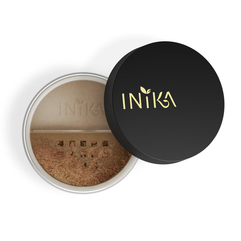 Inika Loose Mineral Foundation SPF25 Natural Makeup Total Beauty Network