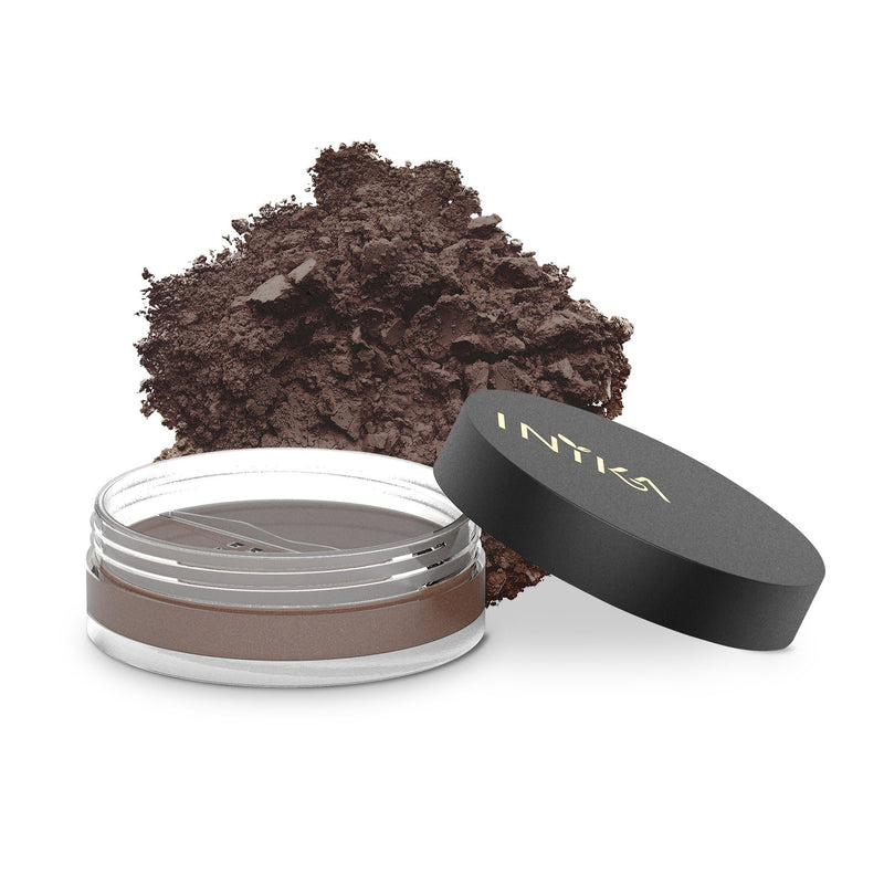 Inika Loose Mineral Foundation SPF25 Natural Makeup Total Beauty Network 8g Fortitude