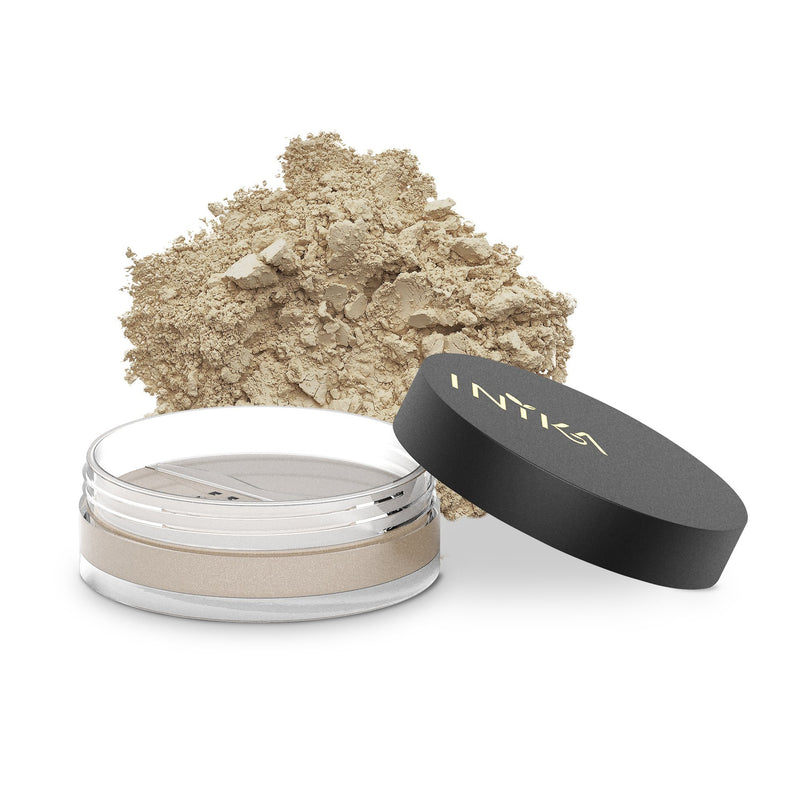 Inika Loose Mineral Foundation SPF25 Natural Makeup Total Beauty Network 8g Nurture