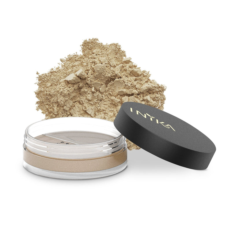 Inika Loose Mineral Foundation SPF25 Natural Makeup Total Beauty Network 8g Patience