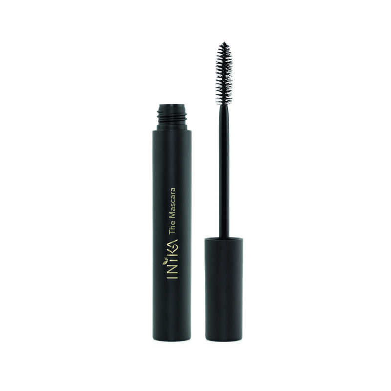Inika Mascara: The Mascara - Vegan Certified Organic Natural Makeup Total Beauty Network