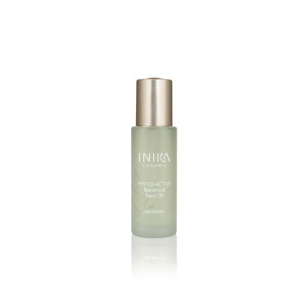 Inika Phyto-Active Botanical Face Oil Natural Skincare Total Beauty Network