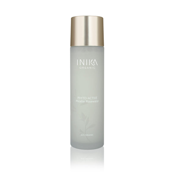 Inika Phyto-Active Micellar Rosewater Natural Skincare Total Beauty Network
