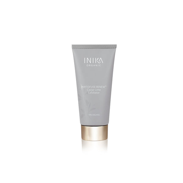 Inika Phytofuse Renew Caviar Lime Exfoliant Natural Skincare Total Beauty Network