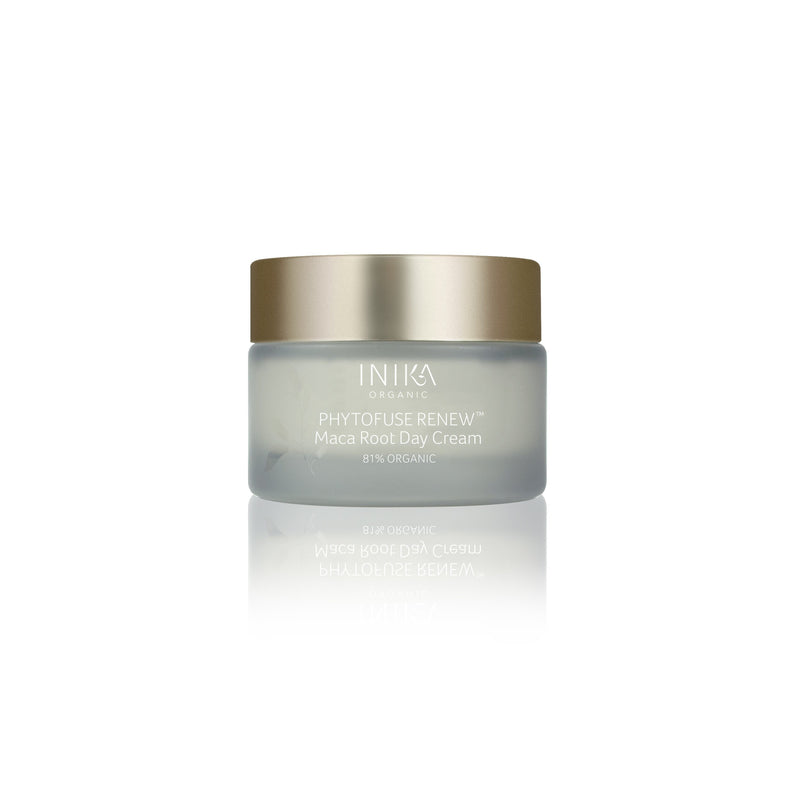 Inika Phytofuse Renew Maca Root Day Cream Natural Skincare Total Beauty Network