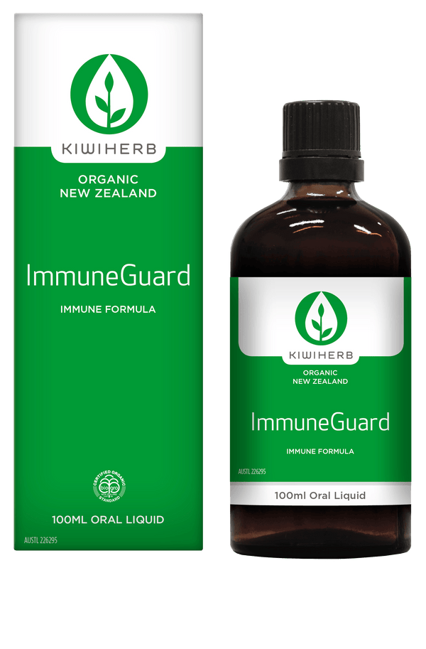 KiwiHerb Immuneguard Supplement Oborne Health Supplies