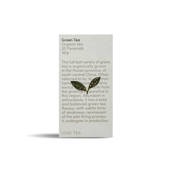 Love Tea Green Tea Herbal Teas Oborne Health Supplies
