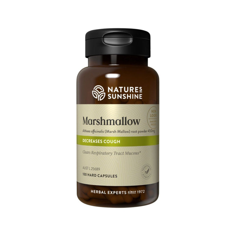 Natures Sunshine Marshmallow Supplement Natures Sunshine