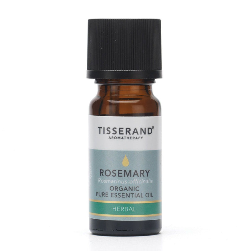 Tisserand Organic Rosemary Essential Oil Gifts, Books & Accessories Oborne Health Supplies