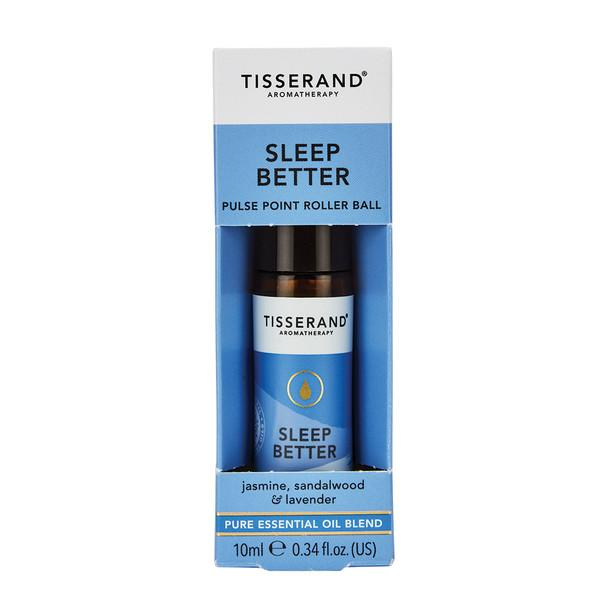 Tisserand Sleep Better Essential Oil Roller Ball Health & Beauty Oborne Health Supplies