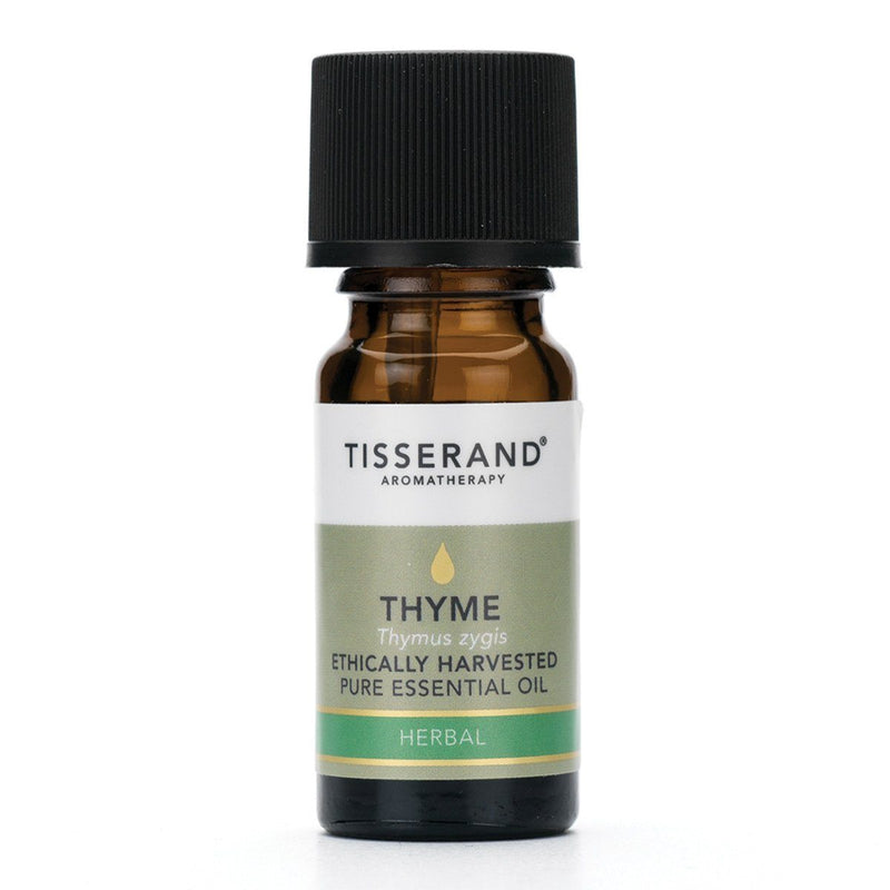Tisserand Thyme Essential Oil Gifts, Books & Accessories Oborne Health Supplies