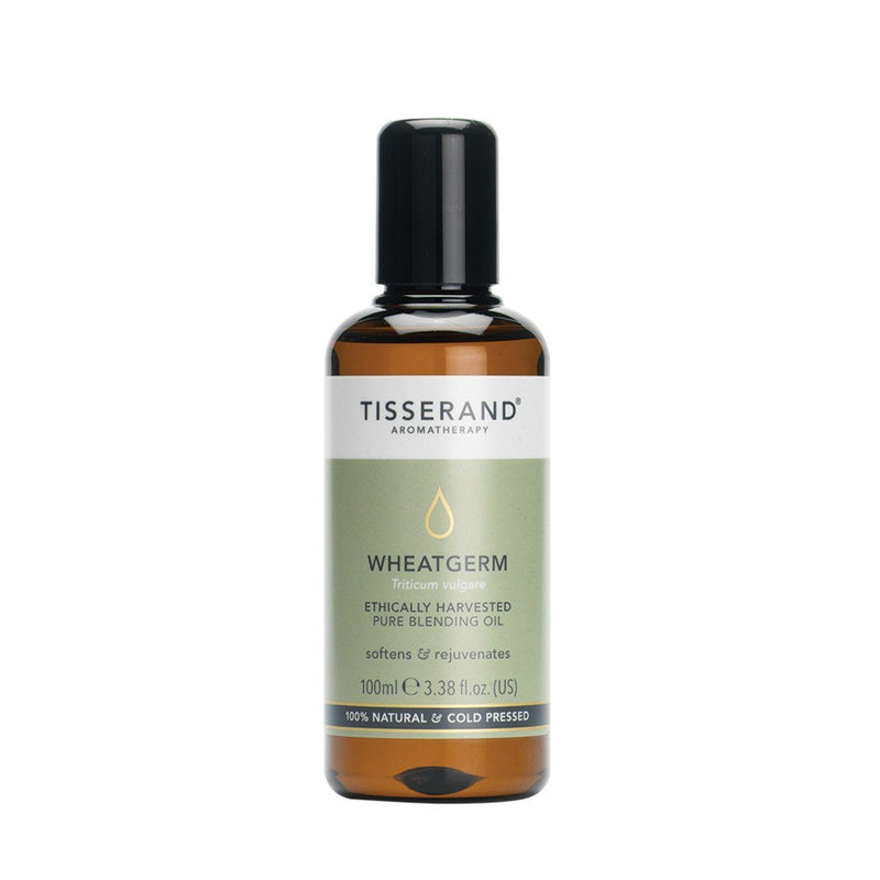 Tisserand Wheatgerm Blending Oil Health & Beauty Oborne Health Supplies