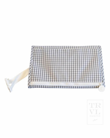 Game Changer Pad - Gingham Gingham Grey