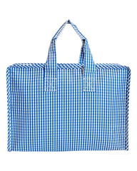 Market Tote - Gingham