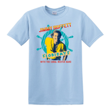 Load image into Gallery viewer, 1986 Floridays Tour Vintage Shirt - Light Blue