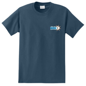 2021 Nothin' But Time Virtual Tour Shirt - Blue