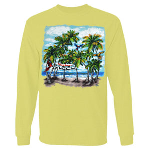 I Don't Know Tour 2016-17 Yellow Long Sleeve