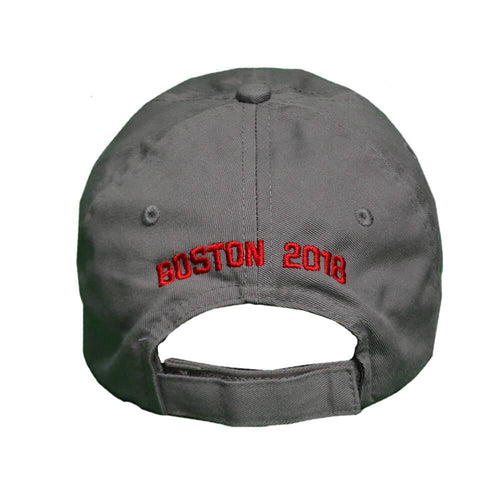 Boston Event 2018 Grey Hat