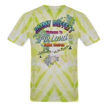Load image into Gallery viewer, Welcome To Fin Land 2011-12 Ladies Tie Dye Tee