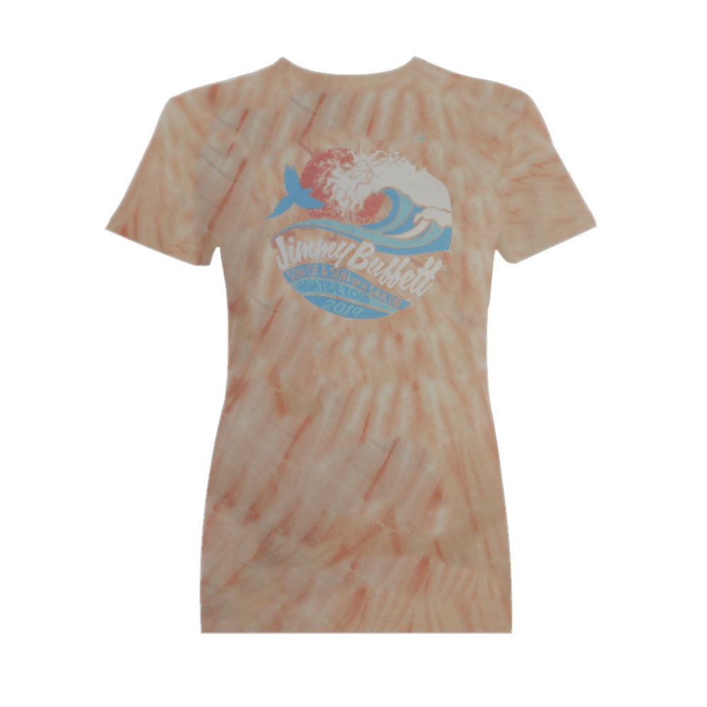Son of a Sailor 2019 Orange Ladies Tee