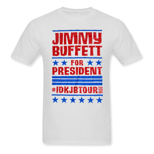 I Don't Know Tour 2016 Buffett For President Tee