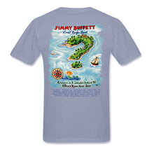 Load image into Gallery viewer, I Don't Know Tour 2017 Mermaid Blue Tee