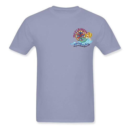 I Don't Know Tour 2017 Mermaid Blue Tee