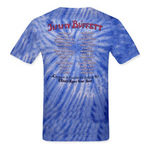 Load image into Gallery viewer, I Don't Know Tour 2017 Blue Tye Dye Tee