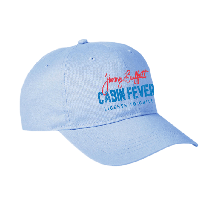 Cabin Fever Cap (Light Blue)