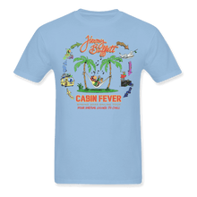 Load image into Gallery viewer, Cabin Fever Blue Hammock Tee