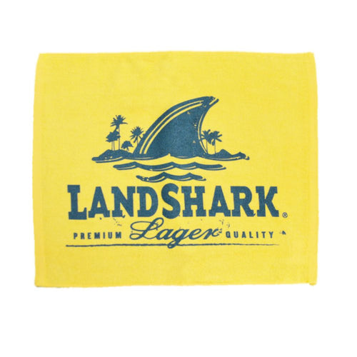 Landshark Hand Towel Yellow