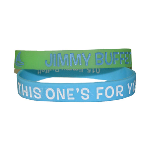 This One's For You 2014 Rubber Wristbands