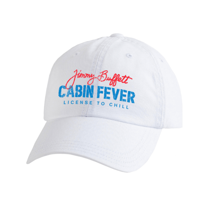 Cabin Fever Cap (White)