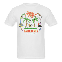 Load image into Gallery viewer, Cabin Fever White Hammock Tee