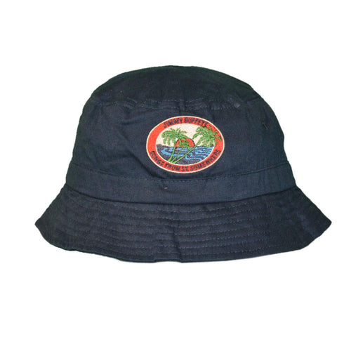 Songs From St. Somewhere Navy Bucket Cap